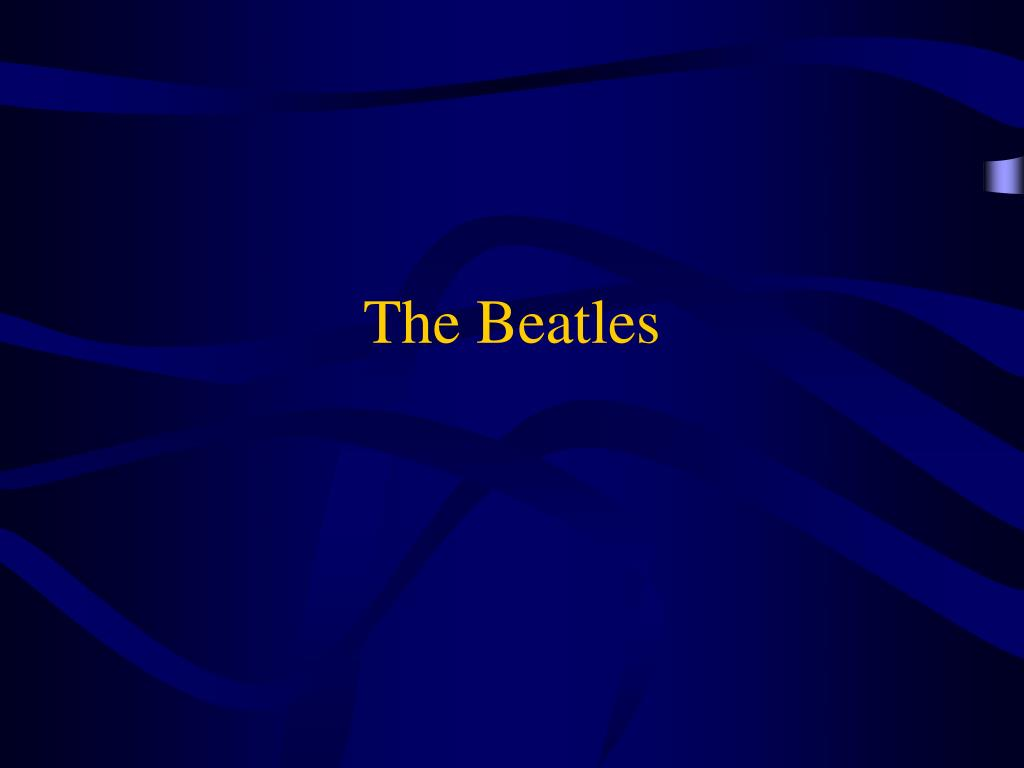 the beatles l.