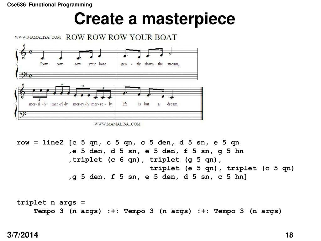 Create a masterpiece
