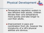 physical development3