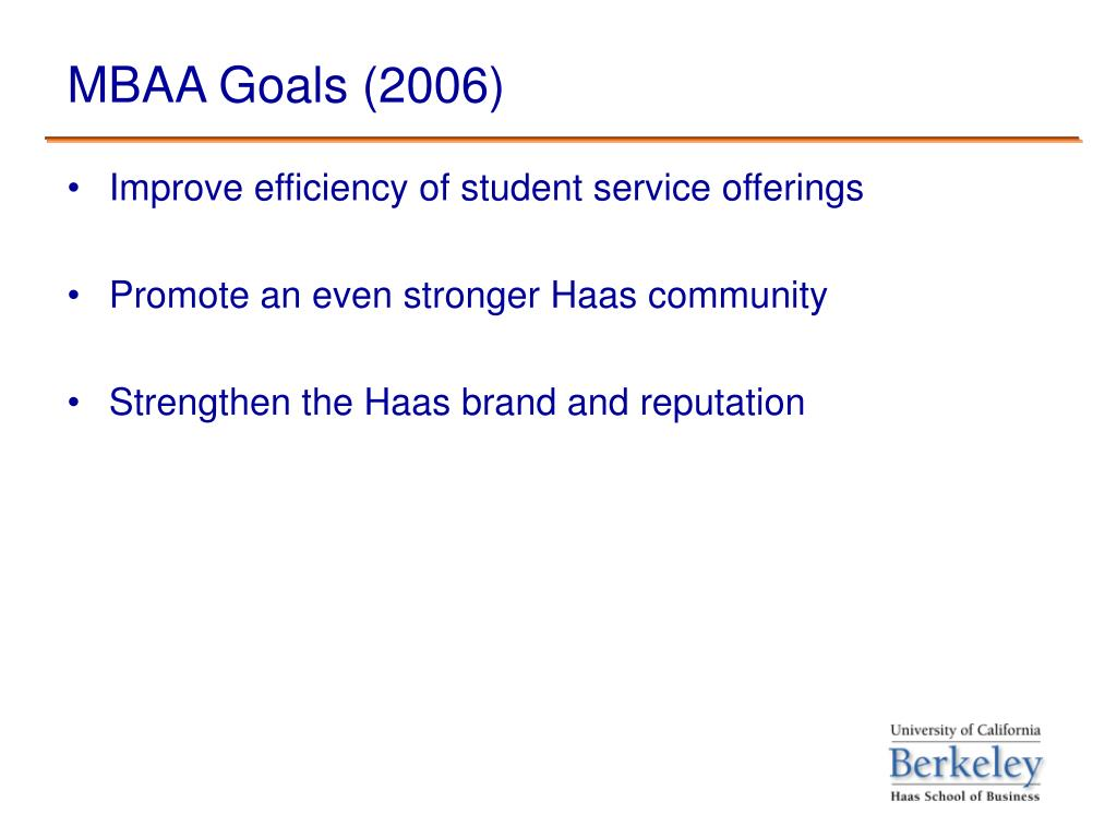 Improve efficiency of student service offerings