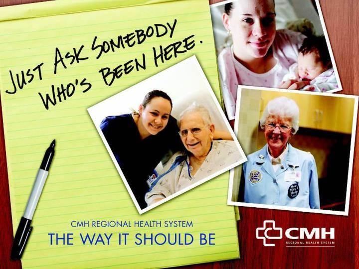 Cmh surgical services august 19 2010 leadership clinton