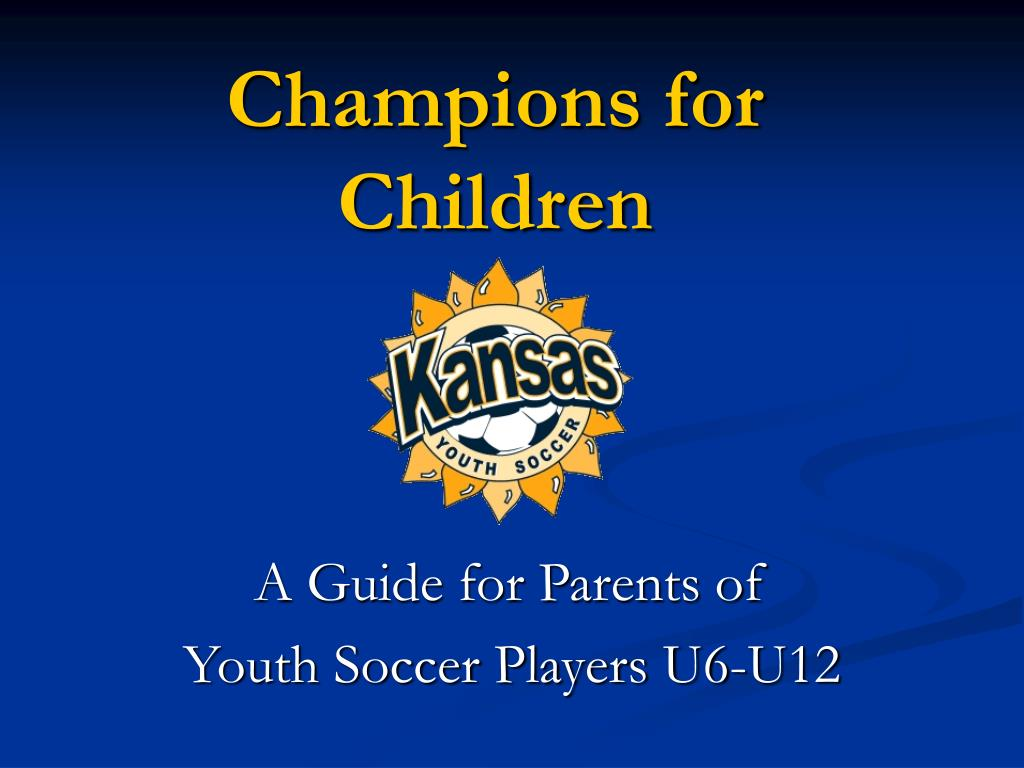 champions for children l.