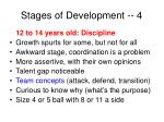 stages of development 4