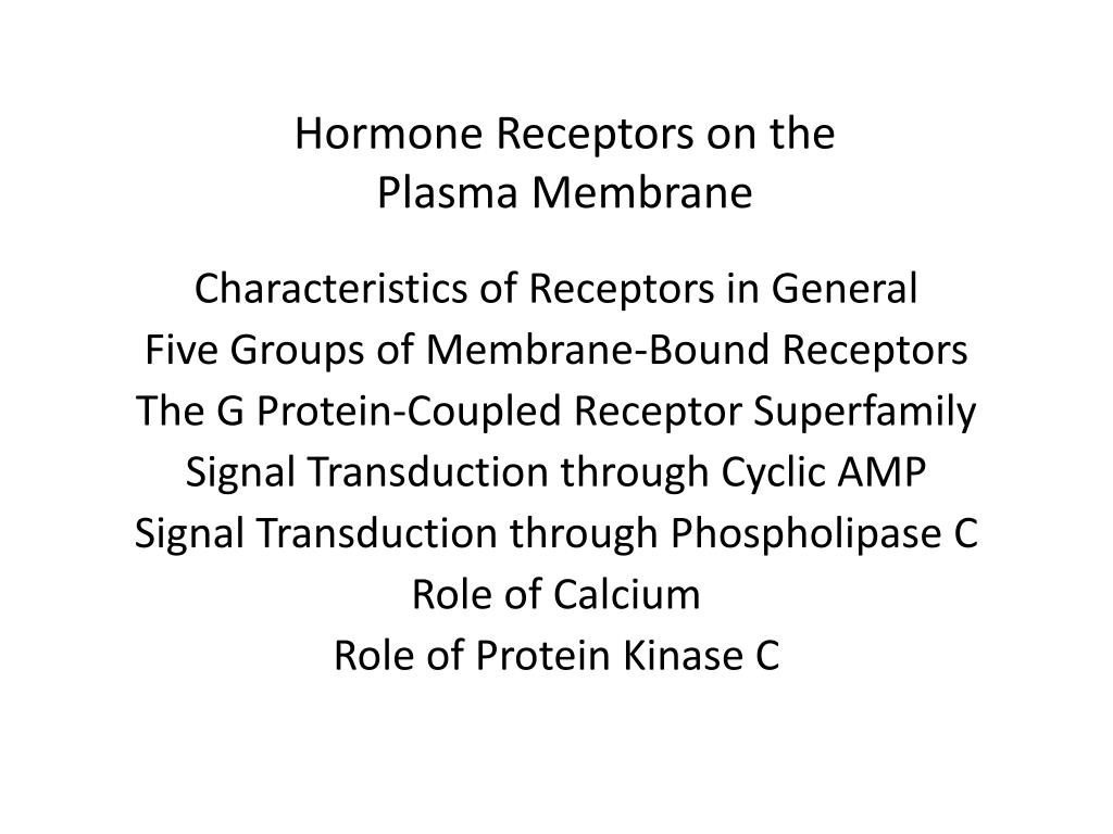 the role of protein in hormone Despite the large volume of research that has been published in the field of endocrinology during the past 50 years, the precise biochemical function of a hormo.