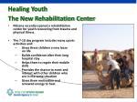 healing youth the new rehabilitation center