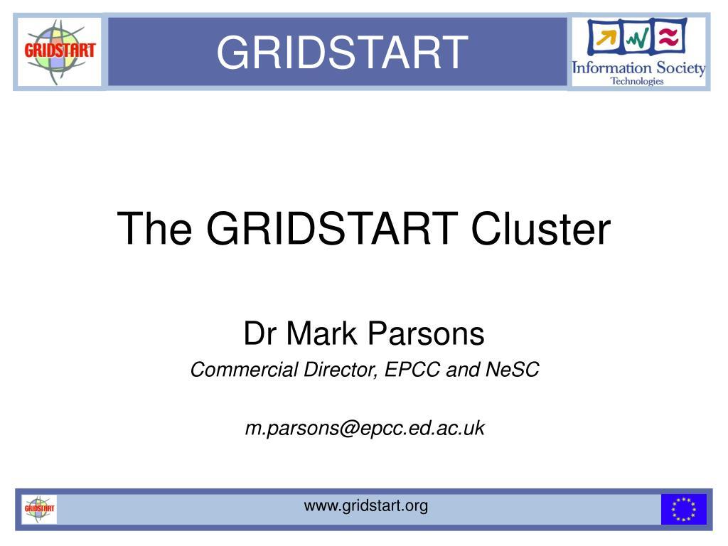 the gridstart cluster l.