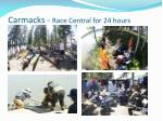 carmacks race central for 24 hours