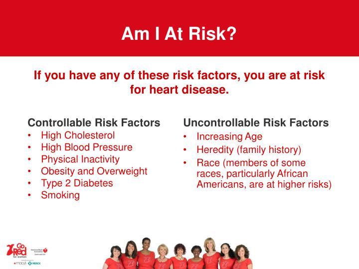 Am I At Risk?