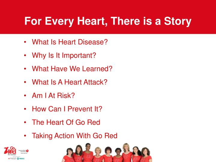 For Every Heart, There is a Story