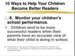 10 ways to help your children become better readers9
