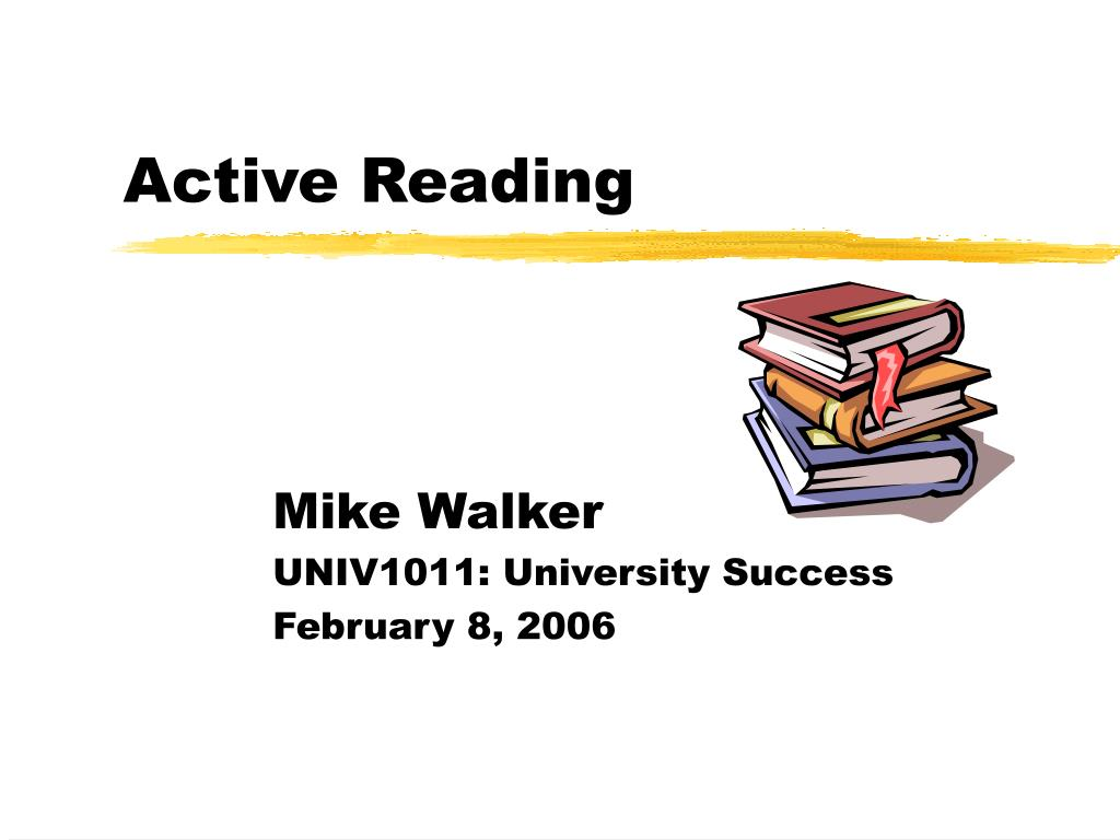 active reading l.