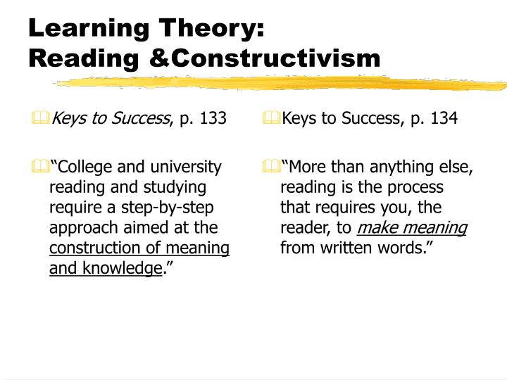 the bottom up theory of reading essay Whole language is a currently controversial approach to teaching reading that is based on constructivist learning theory and ethnographic studies of students in classrooms it is particularly associated with the work of ken and yetta goodman at the university of arizona.