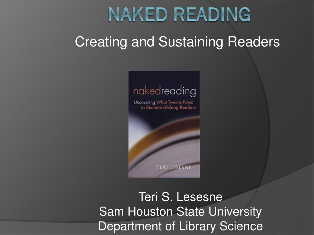 creating and sustaining readers l.