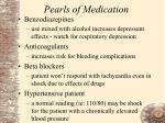 pearls of medication