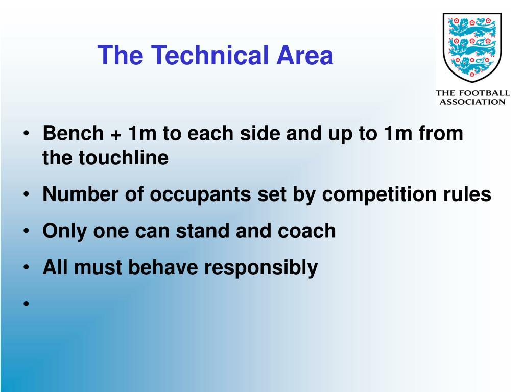 The Technical Area