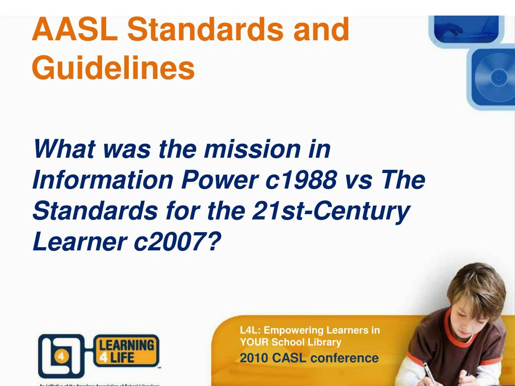 AASL Standards and