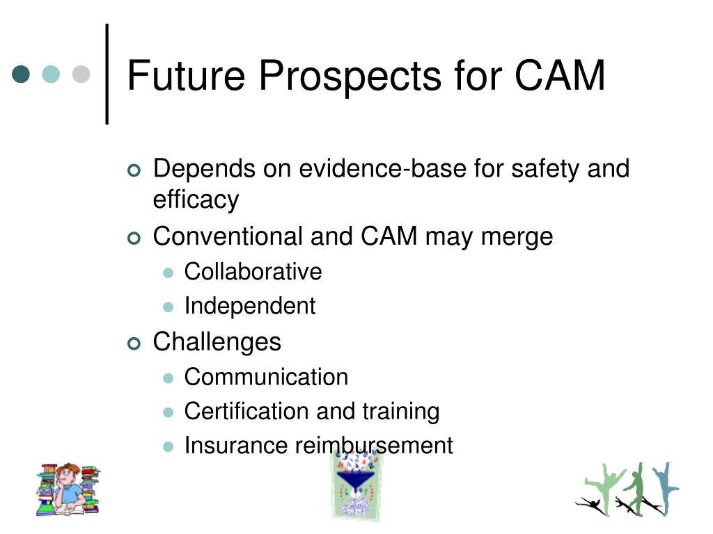 Future Prospects for CAM