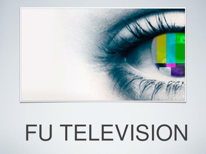 fu television n.