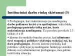 instituciniai darbo rink skirtumai 3