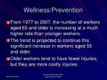 wellness prevention67