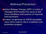 wellness prevention68