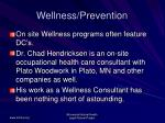 wellness prevention70