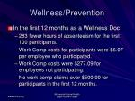 wellness prevention72