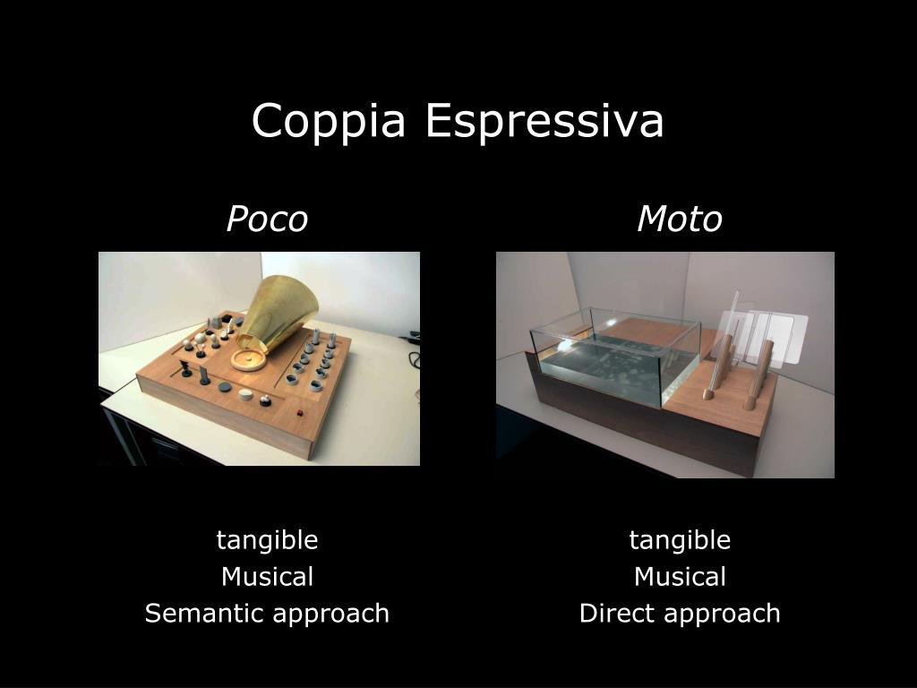 Coppia Espressiva