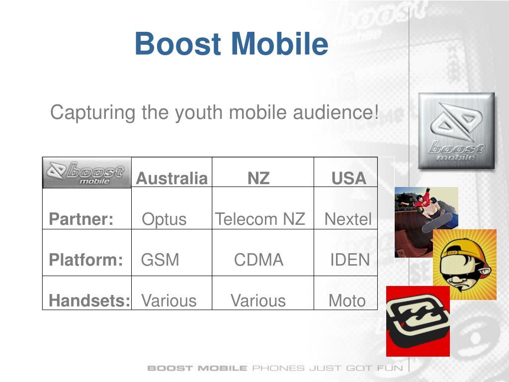 boost mobile l.