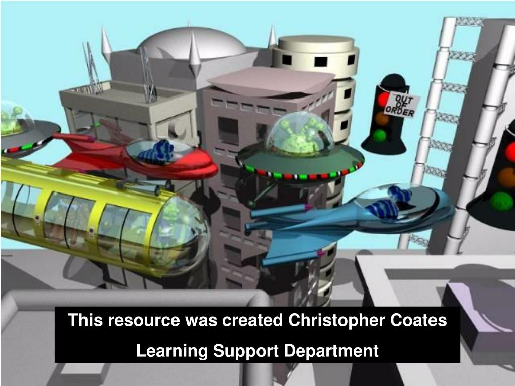 This resource was created Christopher Coates
