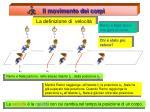 il movimento dei corpi6