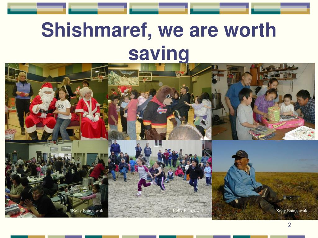Shishmaref, we are worth saving