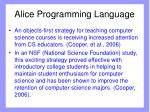 alice programming language17