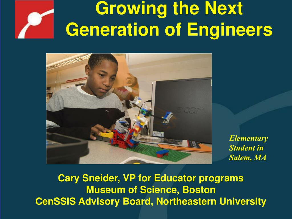 growing the next generation of engineers l.