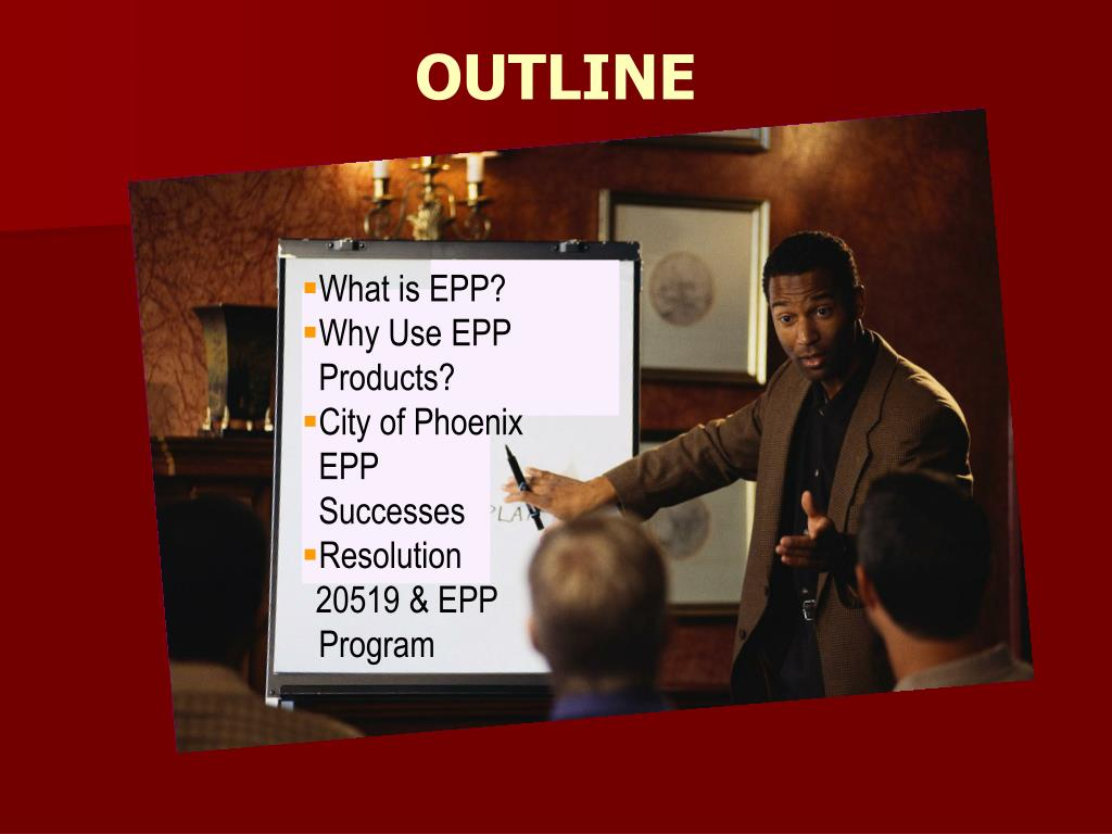 What is EPP?