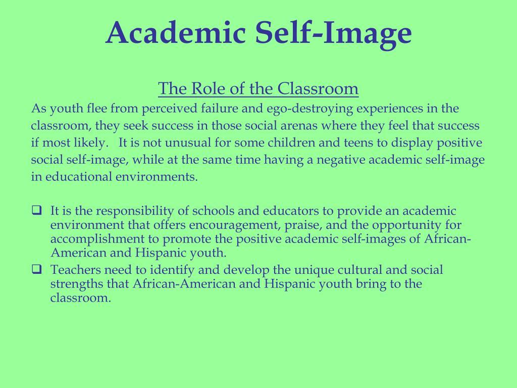 Academic Self-Image