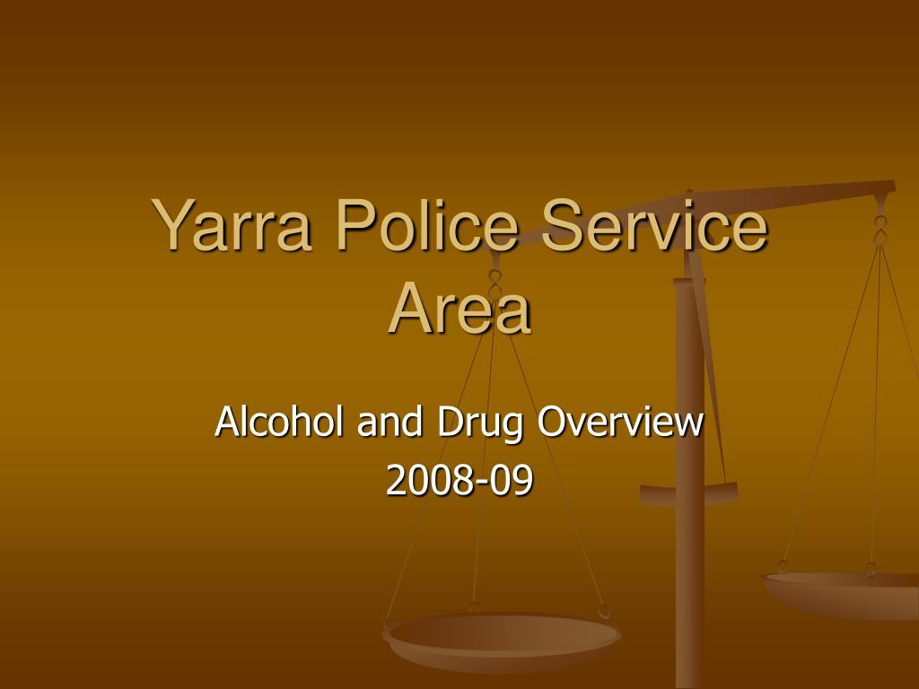 Yarra Police Service Area