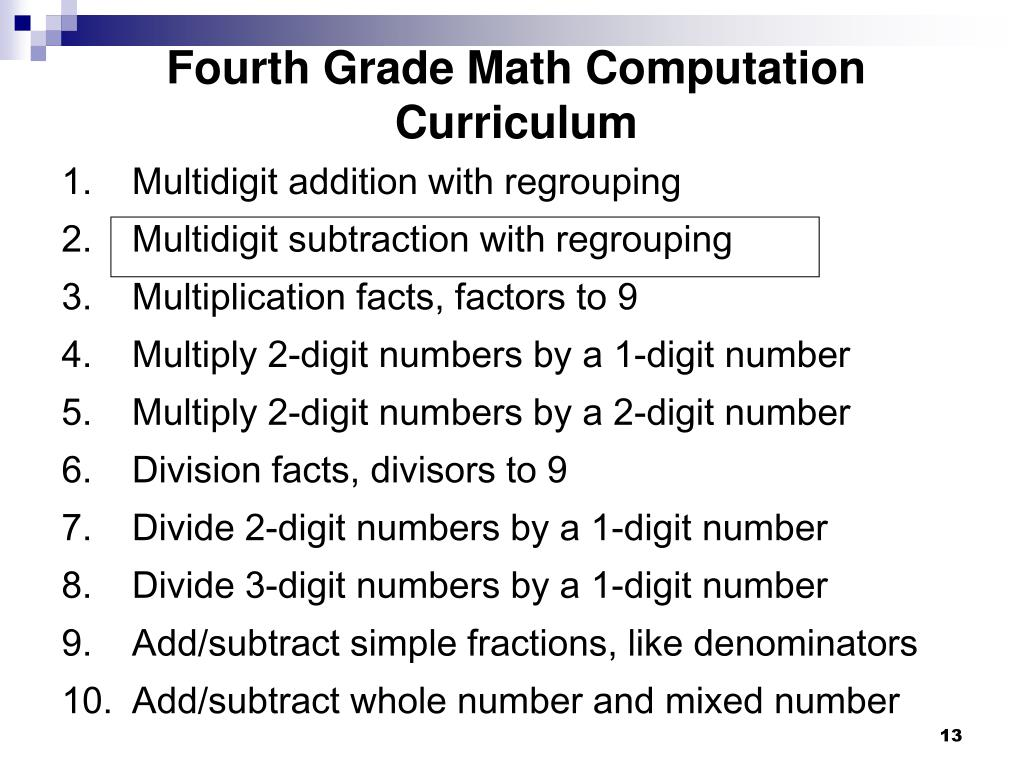 Multidigit addition with regrouping