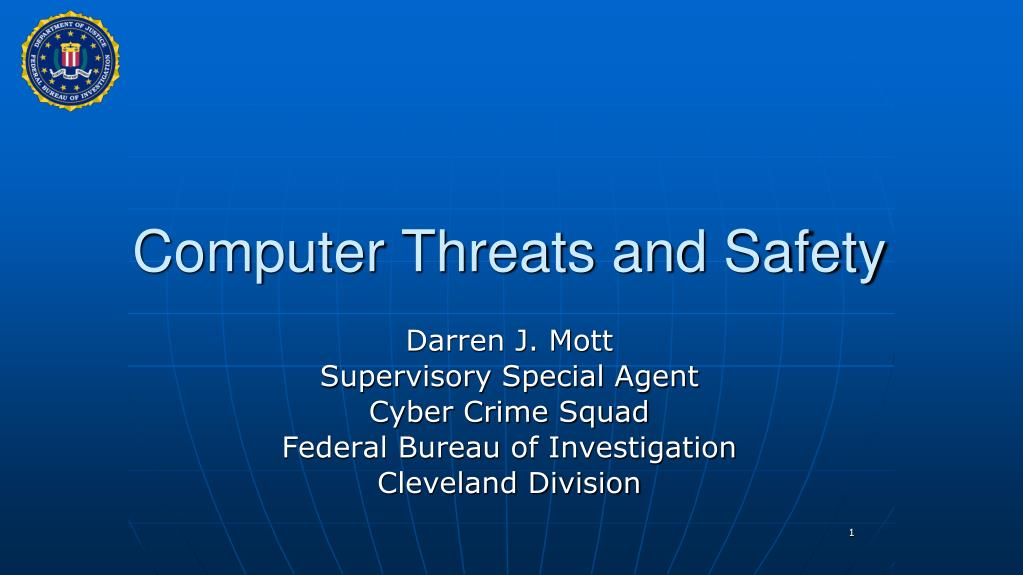 computer threats and safety l.