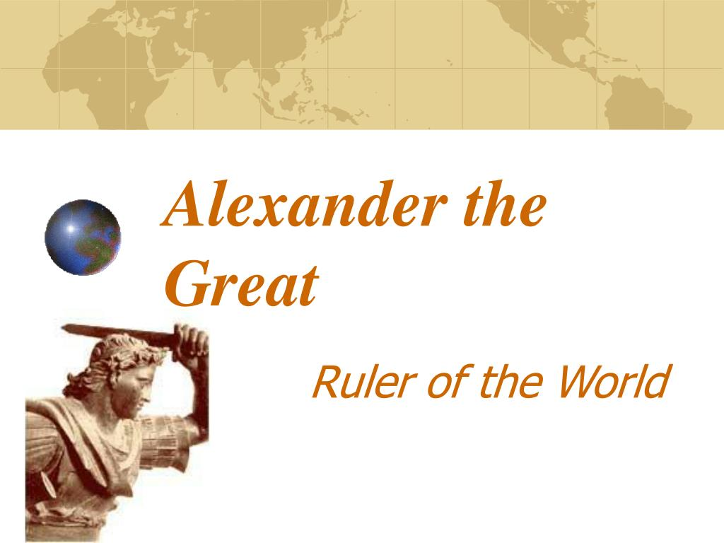why alexander the great was great