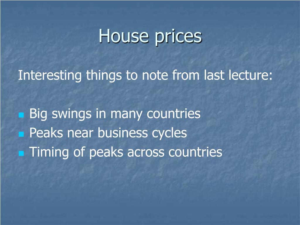 house prices l.