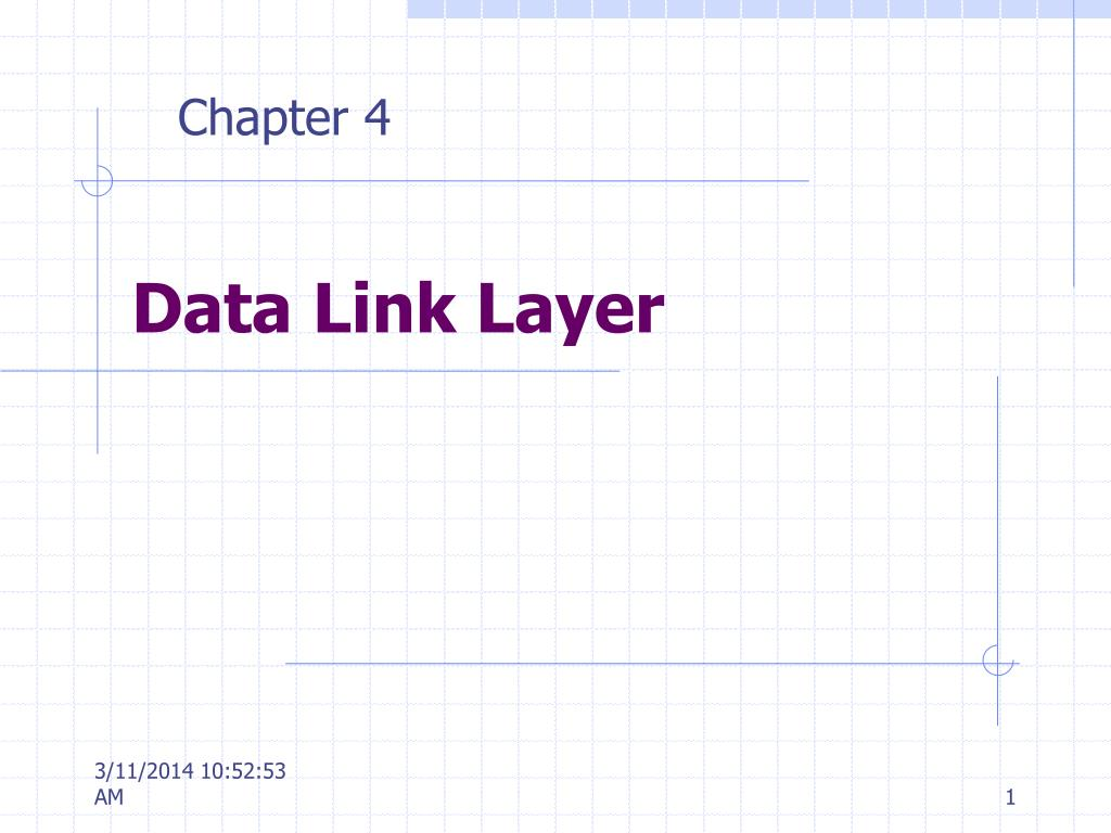 data link layer l.
