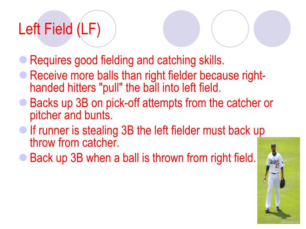 Left Field (LF)