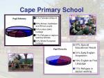 cape primary school