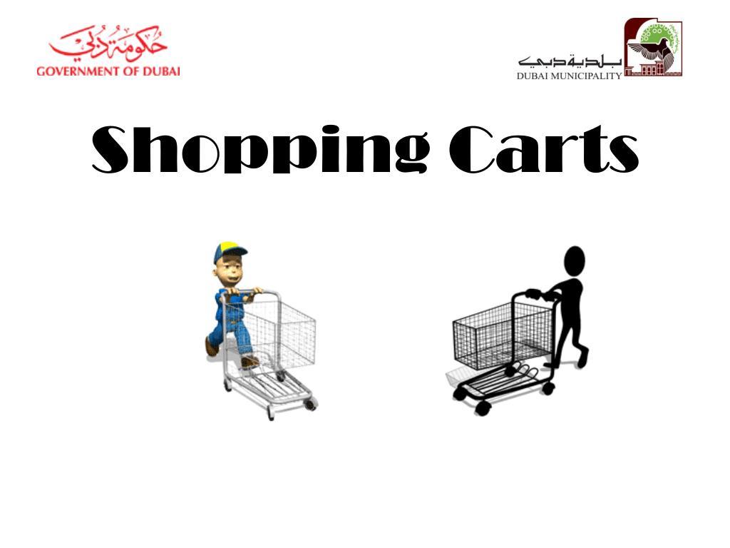 shopping carts l.