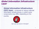 global information infrastructure layer
