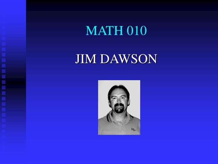 math 010 n.