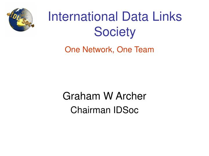international data links society n.
