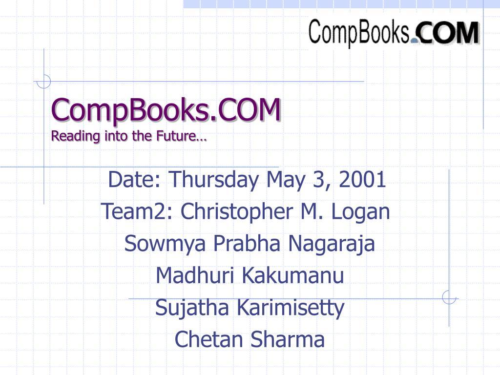 compbooks com reading into the future l.