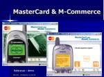 mastercard m commerce